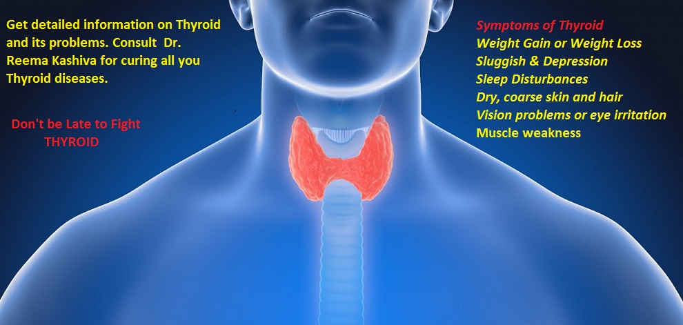 Thyroid Treatment in Pune